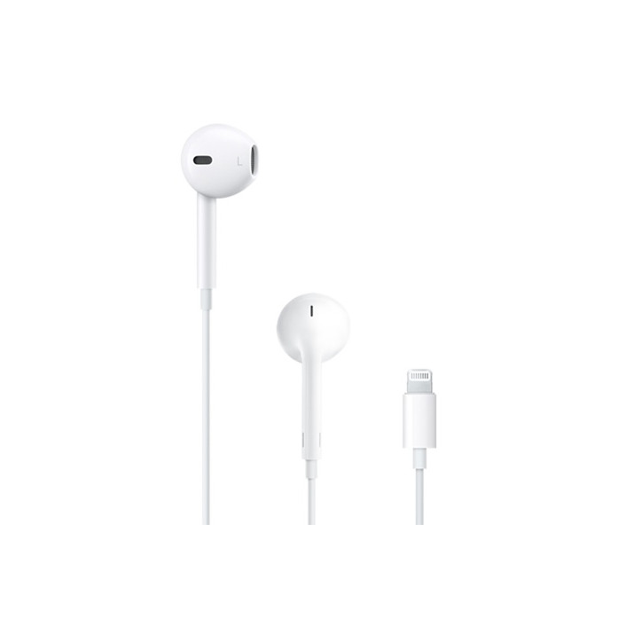 Earpods V2 lightning SANS adaptateur jack iPhone 8 PLUS