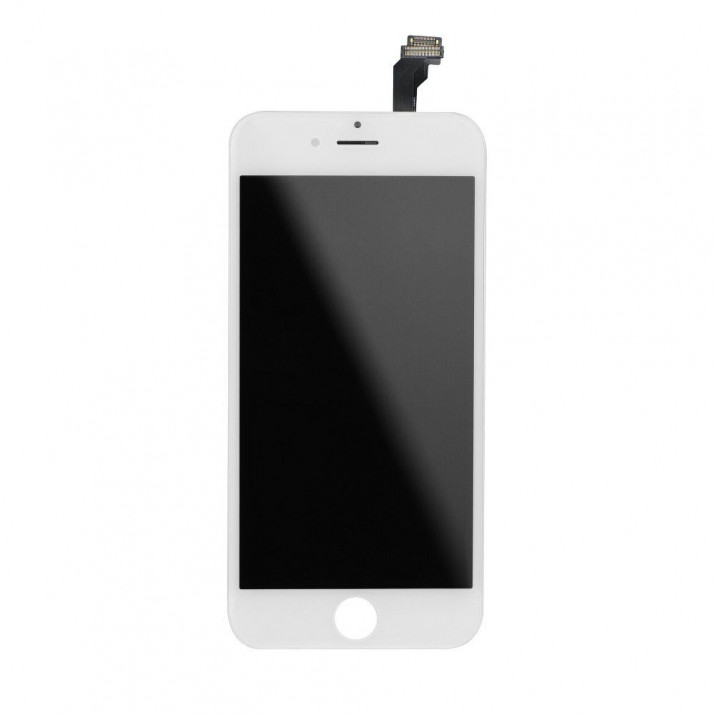 Ecran LCD tactile pour Apple iPhone 6 BLANC + vis