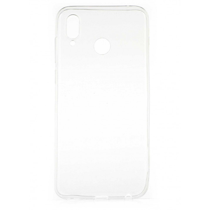 Coque fine souple transparente pour HONOR PLAY