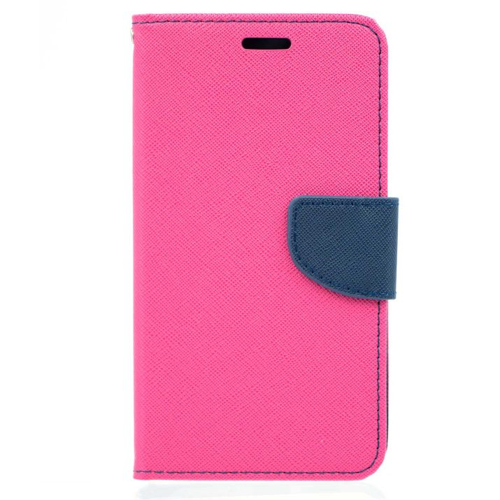 Housse pour HUAWEI P10 LITE ROSE portefeuille